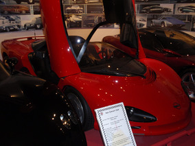 Chevrolet Corvette Indy Concept Car