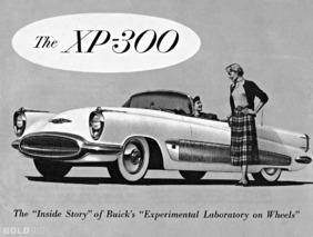 Buick XP-300 Concept