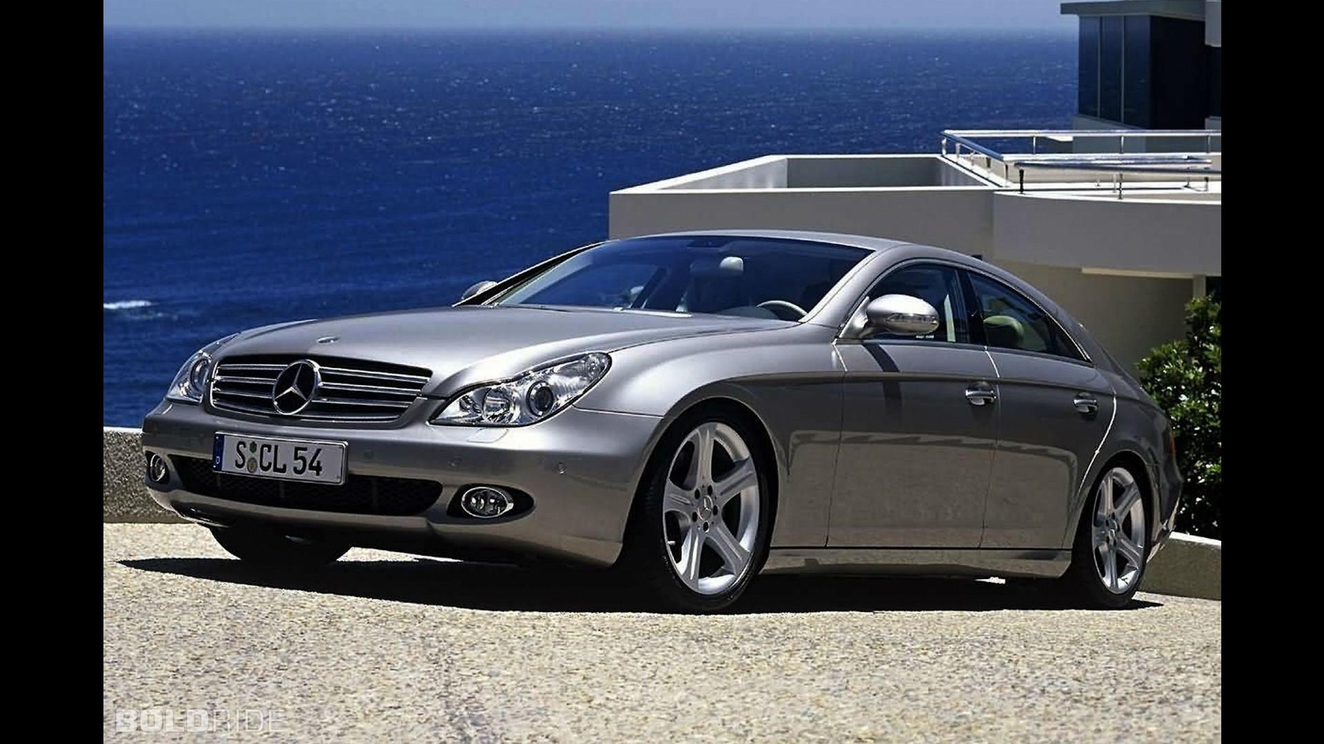 Mercedes benz cls500 for Mercedes benz cls series