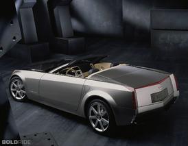 Cadillac Evoq Concept