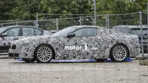 BMW 8 Series spy photos