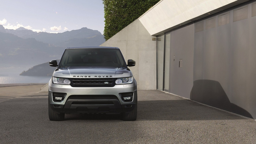 2017 Range Rover Sport downsizes to a 4-cylinder engine for the first time