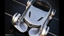 Mercedes-Benz LA Design Challenge Silver Arrow