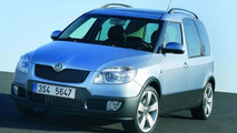 New Skoda Roomster Scout Revealed