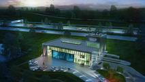 Hyundai Nurburgring test center 31.5.2013