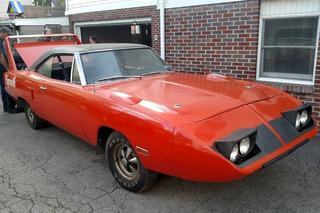 Barn Find 1970 Plymouth Superbird Shows Up on Craigslist