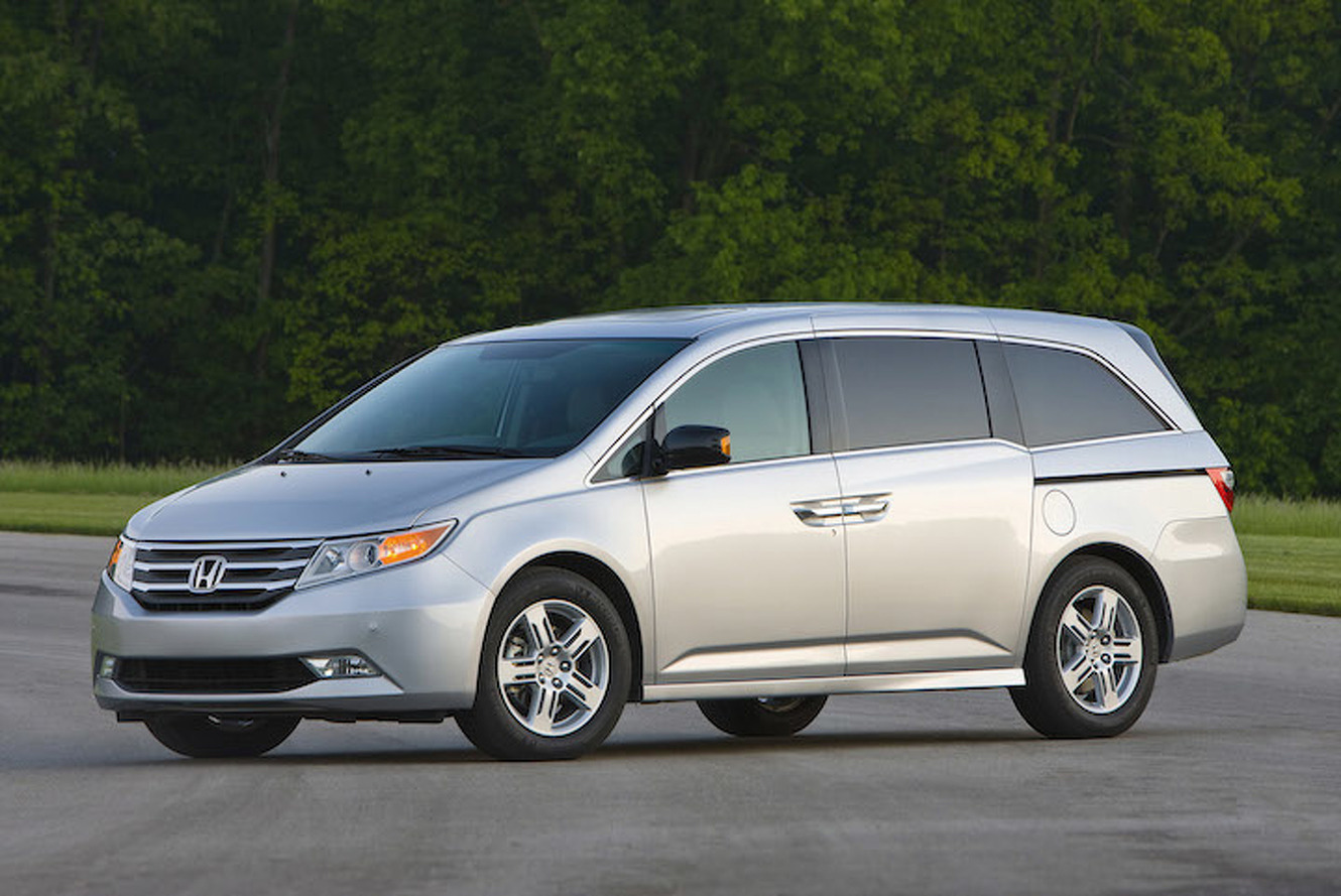 5 Reasons Why the Honda Odyssey is Actually Cooler Than You Think