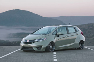 Is this the World's Wildest Honda Fit?