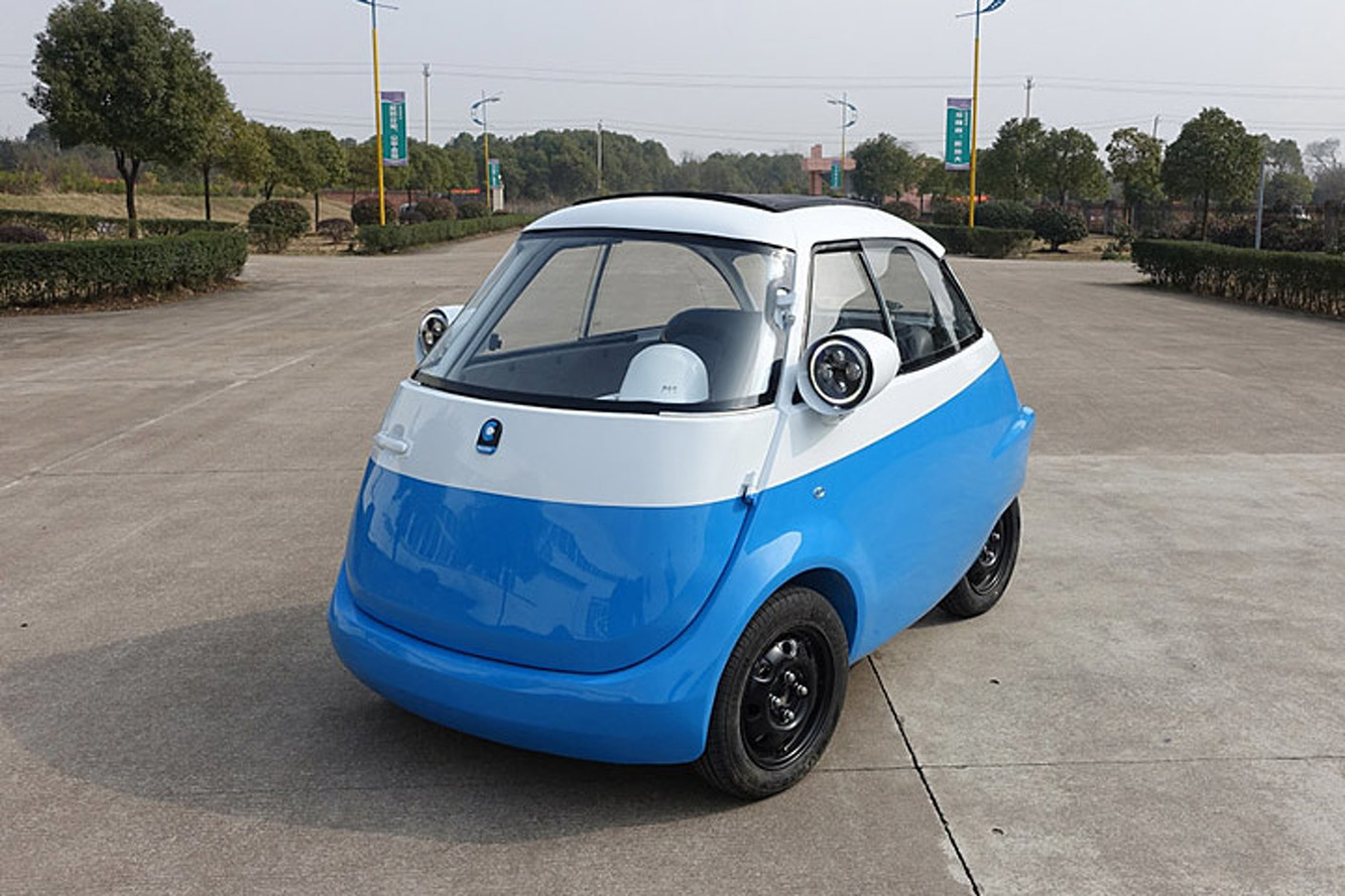 The BMW Isetta is Coming Back, But as an EV
