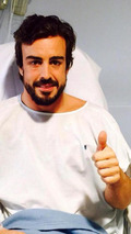 Alonso to reunite with Barcelona hospital team
