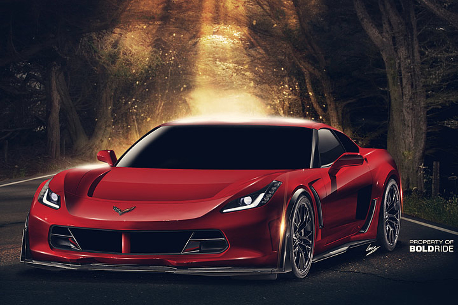 Cadillac President Hints that 2017 Mid-Engine Corvette is Real