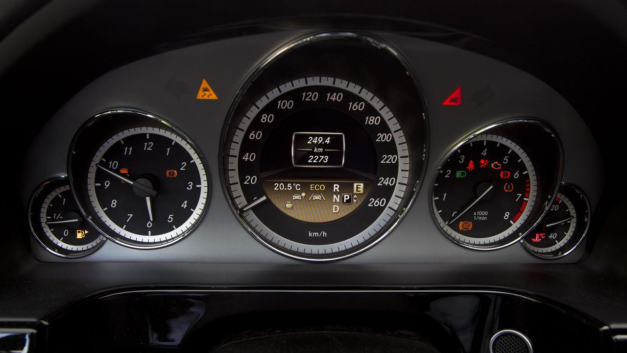 2011 Mercedes E-Class - 3.5.2011