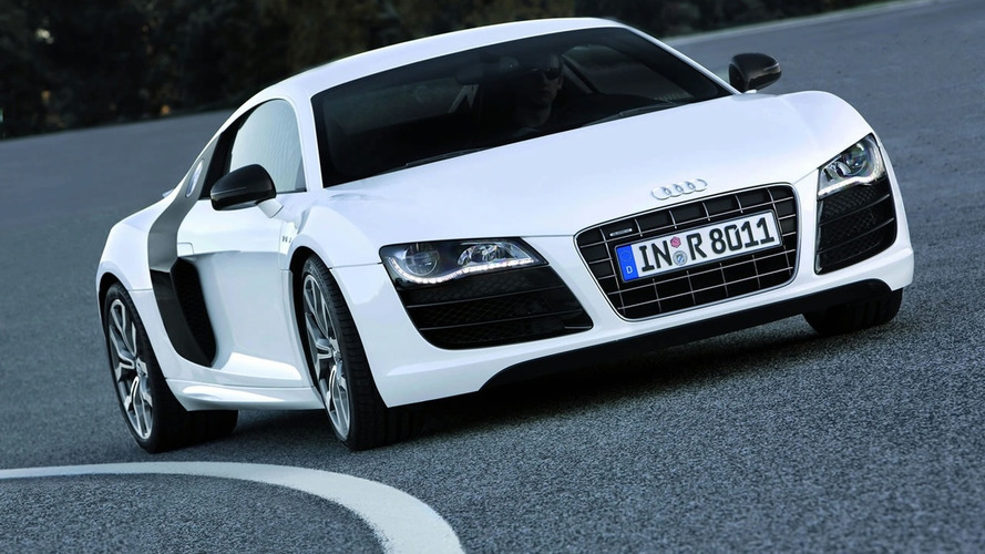 Audi R8 5.2 FSI quattro in Depth with new Images and Video