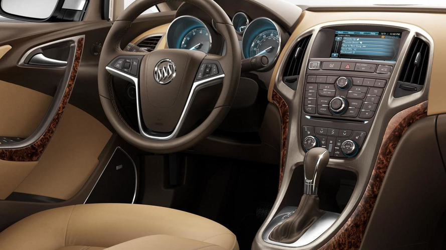 2012 Buick Verano previewed for NAIAS debut