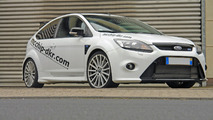 Ford Focus RS with 401hp by Mcchip