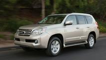 Lexus considering turbocharged engines, unibody GX - report