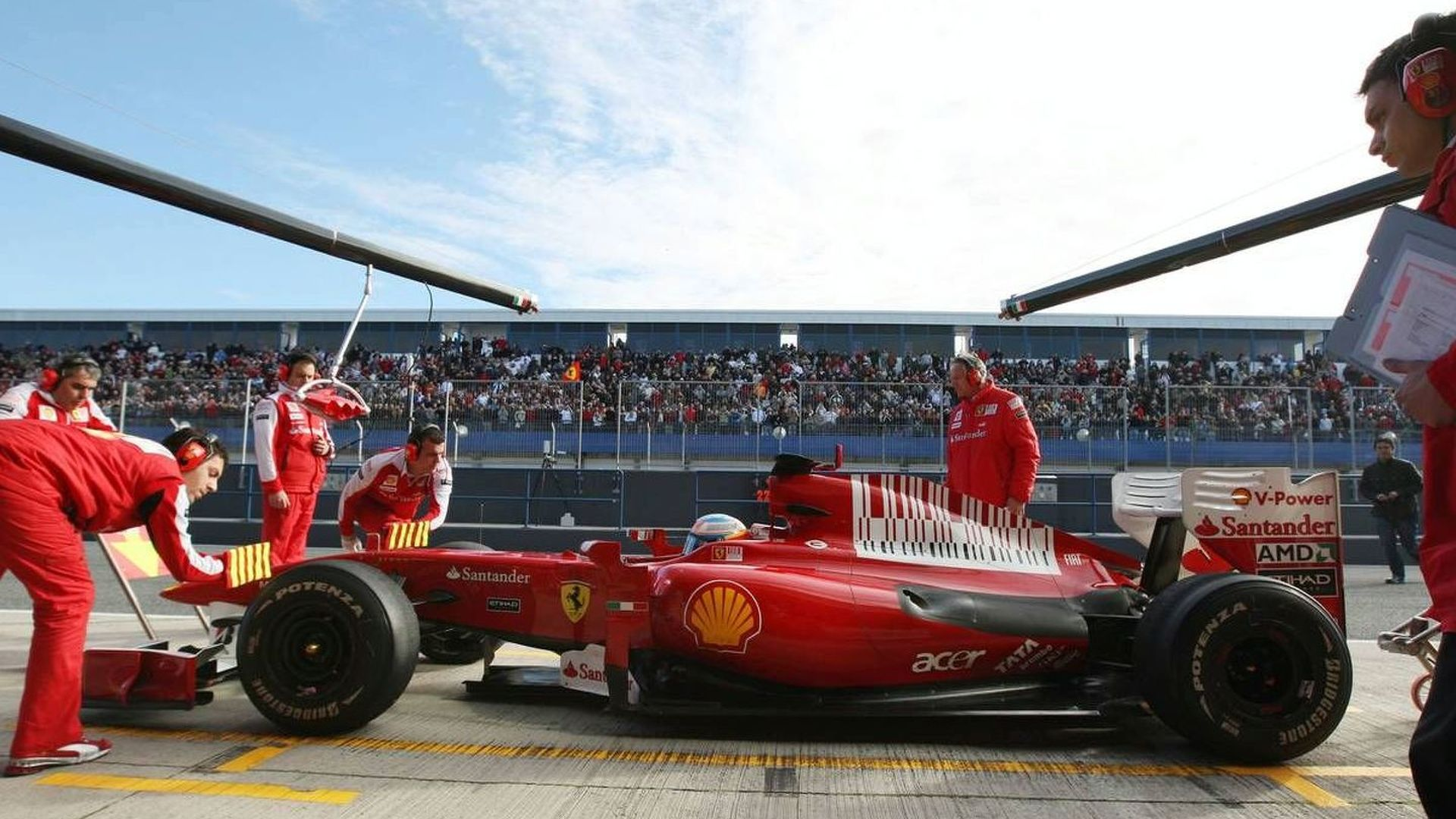 Ferrari is 'best car' of Alonso's career