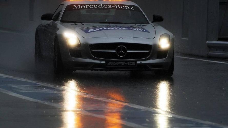 FIA confirms Sunday Formula 1 qualifying for Suzuka