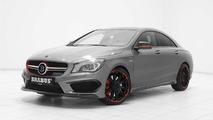 Brabus upgrades Mercedes-Benz CLA 45 AMG