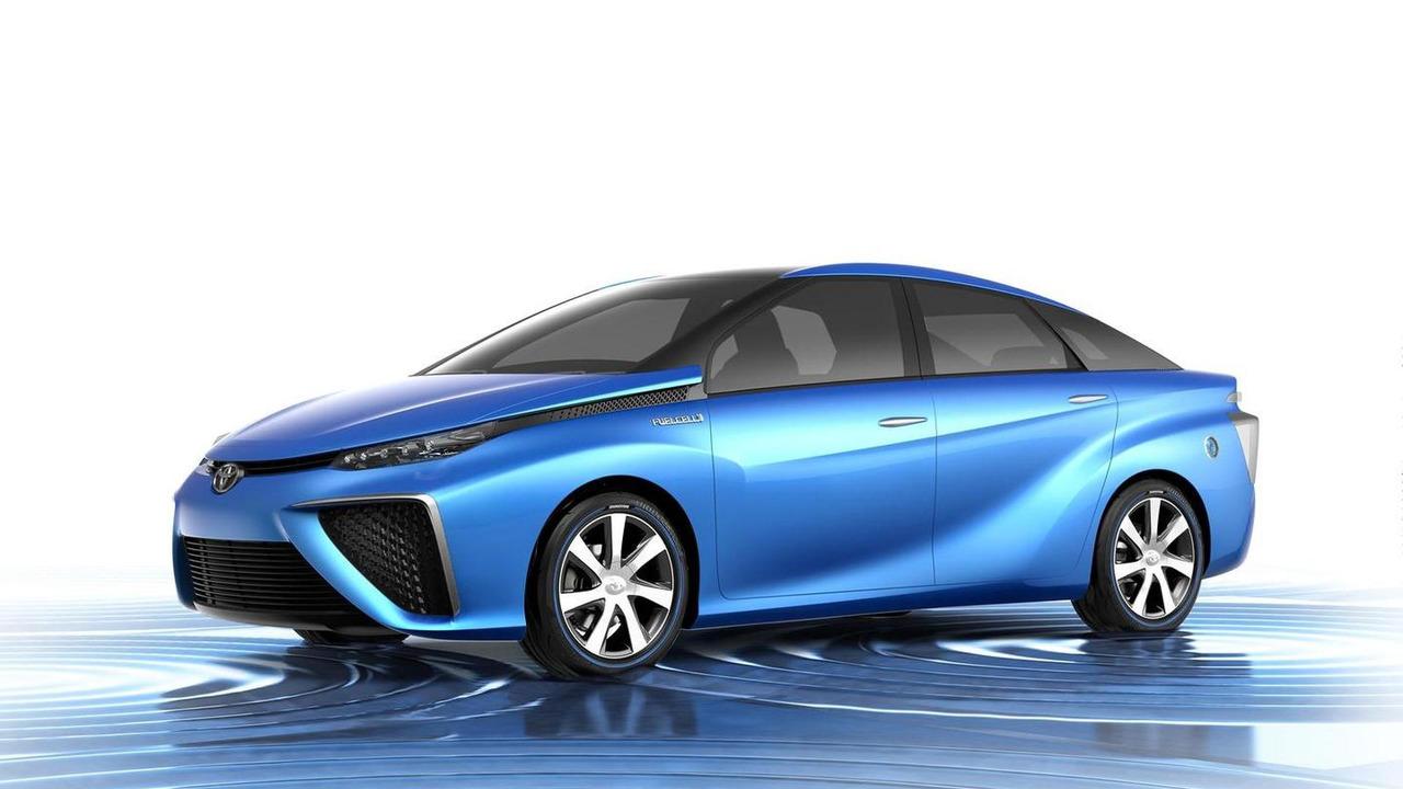 2013 Toyota FCV concept