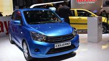 2014 Suzuki Celerio (Euro-spec) at 2014 Geneva Motor Show
