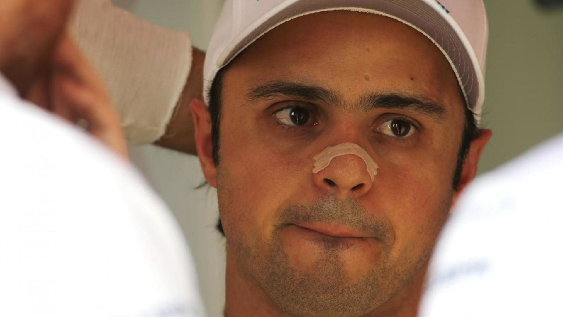 Williams keeps Bottas, Massa for 2015