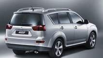 Peugeot 4007 Unveiled