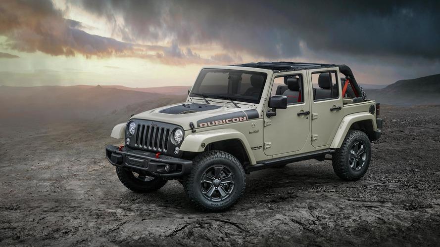 Jeep's Rubicon Recon is a hardcore sendoff for Wrangler