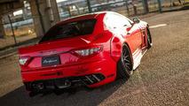 Maserati GranTurismo Liberty Walk