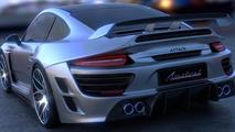 Porsche 911 Attack by Anibal Automotive Design, 1600, 05.11.2012