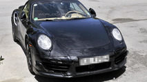 2013 Porsche 911 Turbo Cabrio spy photo 18.6.2012