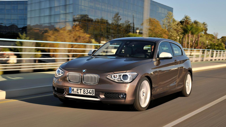 BMW 1-Series sedan not coming to the U.S. for the foreseeable future - report