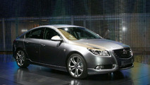 Vauxhall Insignia at BIMS