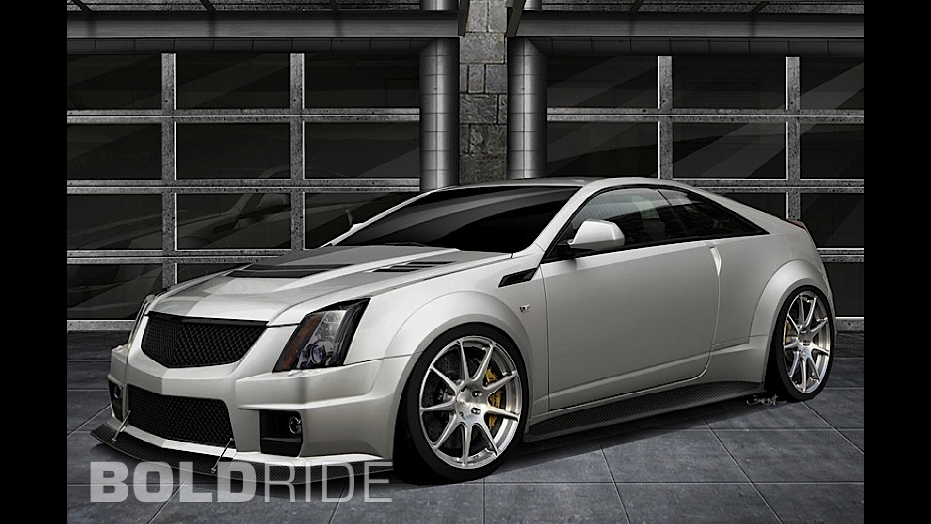 Hennessey Cadillac CTS-V Coupe