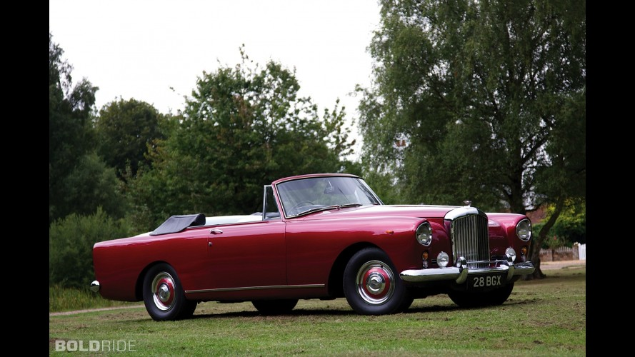 Bentley S2 Continental Drophead Coupe