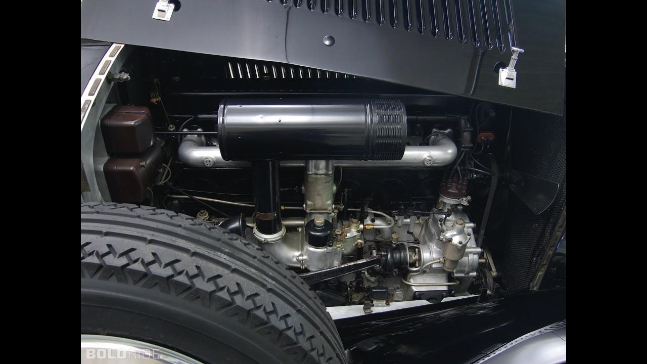 Rolls-Royce Phantom II Continental Sports Saloon