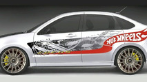 Ford Focus - Hot Wheels project