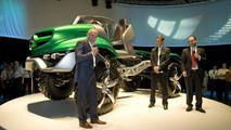 Mercedes Unimog Design Concept revealed - poison dart frogs rejoice