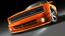 Rendered Speculation: 2010 Dodge Charger Concept