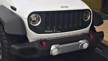 2018 Jeep Wrangler rejected design