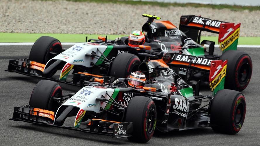 Perez says Hulkenberg 'strongest F1 teammate'