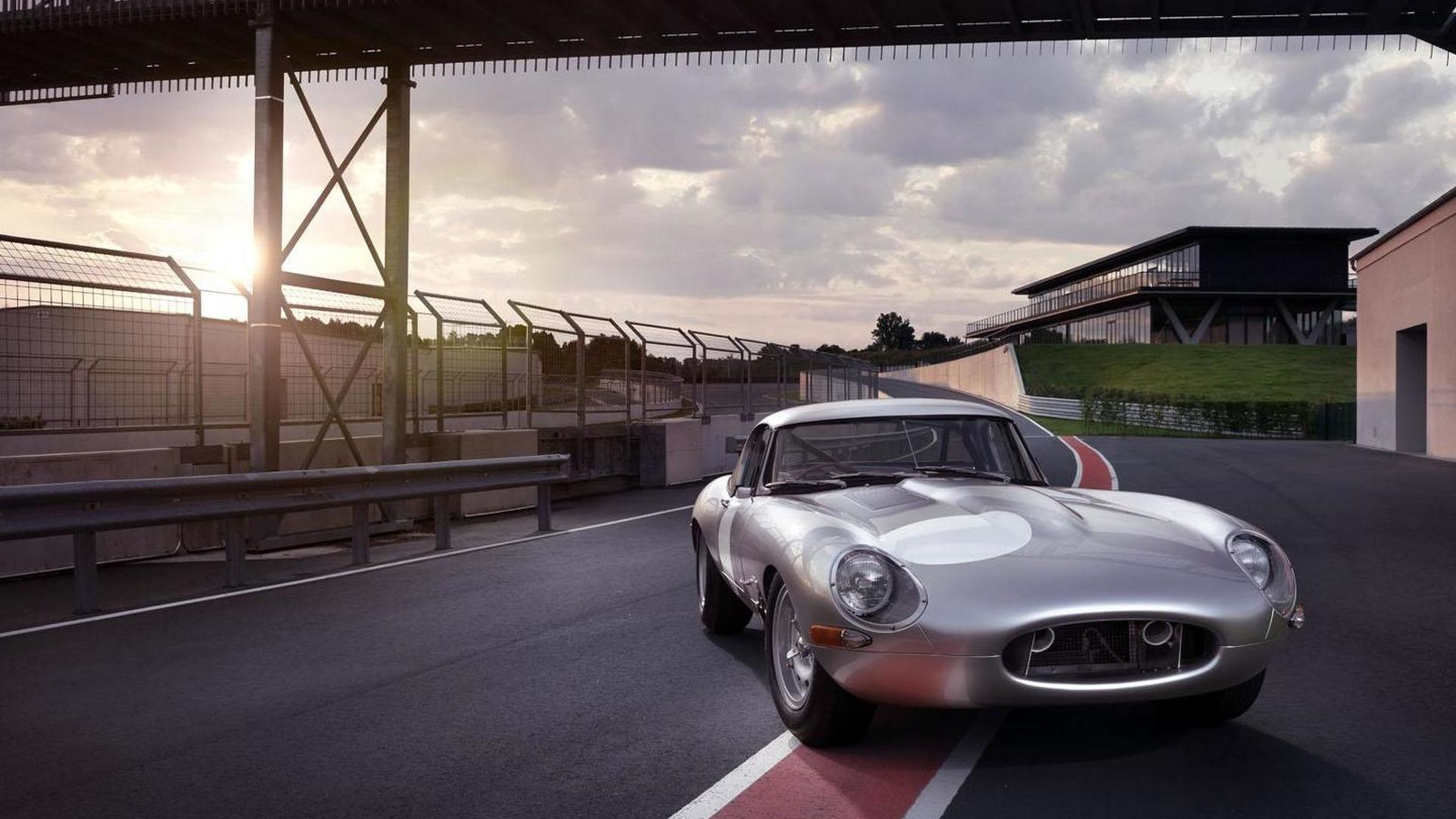 Jaguar Heritage Driving Experience announced, will allow participants to drive classic models