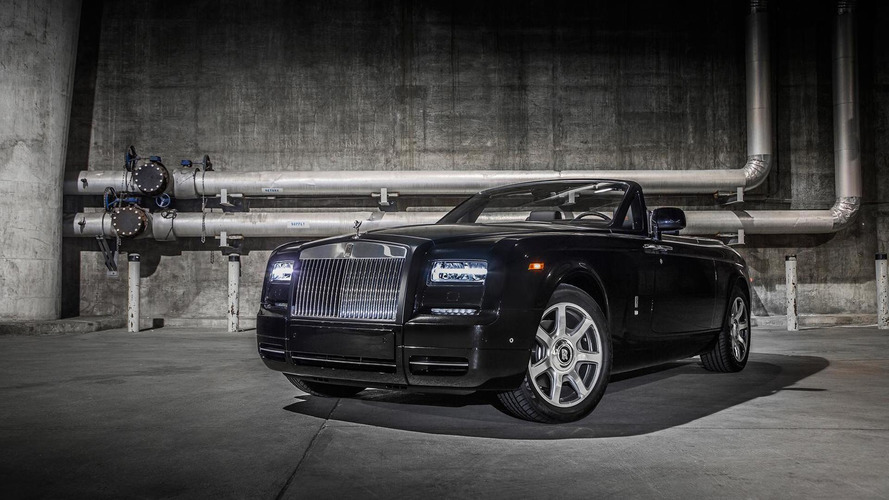Rolls-Royce Phantom Drophead Coupe Nighthawk new details and images released