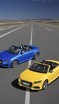 Audi TT and TTS Roadsters