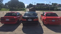 Auction on eBay of BMW holy trinity makes for instant collection