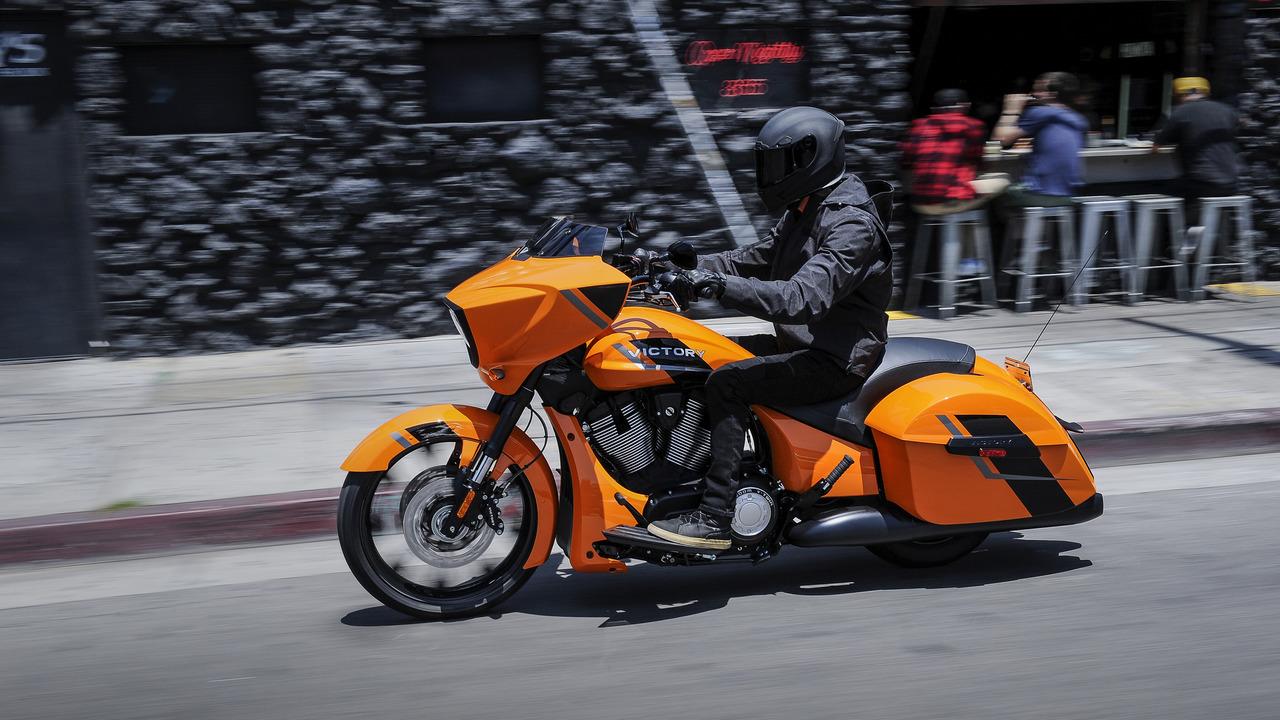 Polaris Industries Inc Bersiap Untuk Menutup Victory Motorcycles