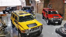 Hummer H3 RHD Introduced (UK)