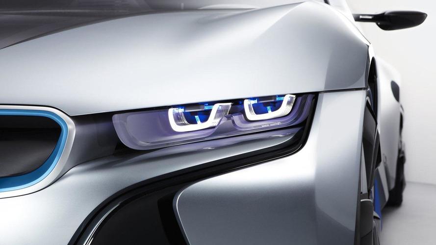 BMW working on Laser Light headlamps