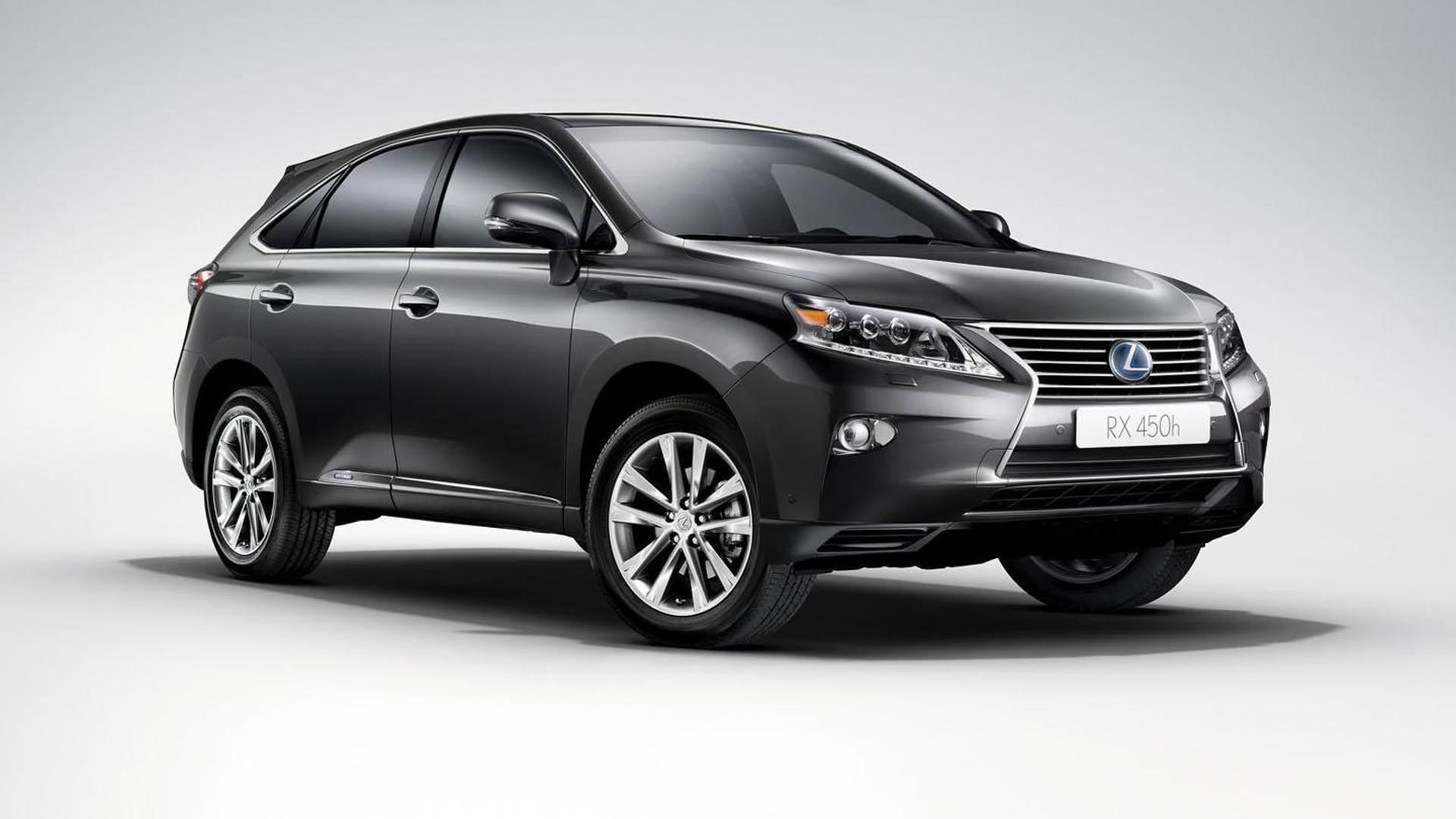 2016 Lexus RX could have three row seating - report