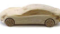 Cambiano (2012) 1:10 scale model, Pininfarina exhibition at London 2012 projects on display 18.06.2012